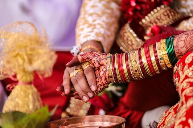 Индийская традиционная свадьба