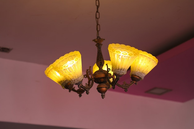 家の装飾の電気ジュマ