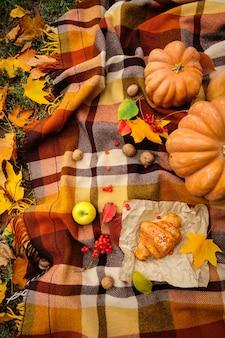 ロマンチックな秋の静物