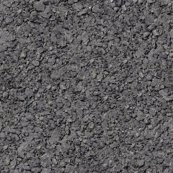 Бесшовные текстуры - сухой черный потрескавшийся грунт