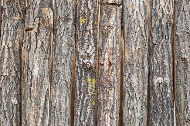 樹皮垂直スラブ