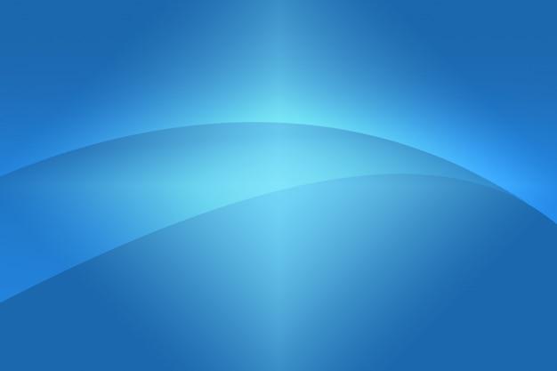 抽象的なブルーアクア背景