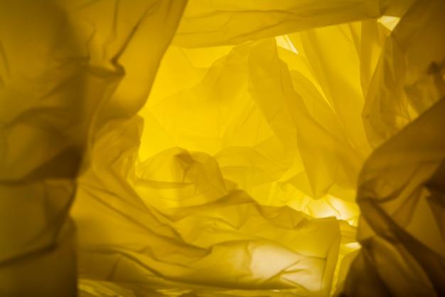 ビニール袋のテクスチャ。バックグラウンド。