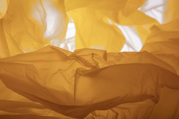 オレンジ色のテクスチャ。抽象的な背景