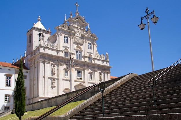 コインブラの教会