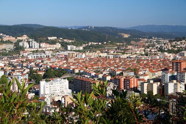 コインブラ、ポルトガルの都市の眺め