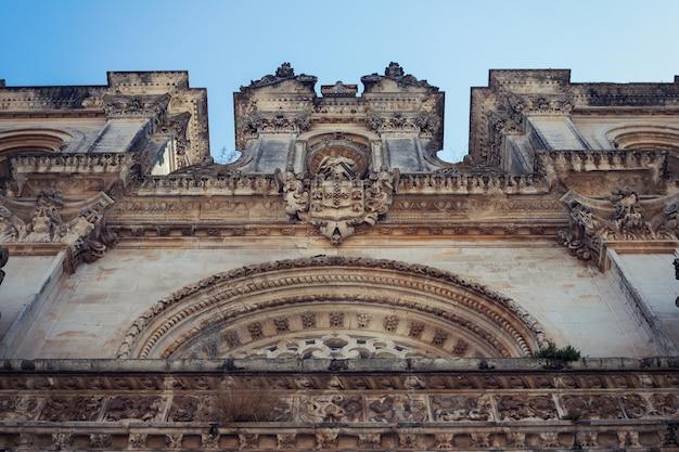 Монастырь алкобака, португалия