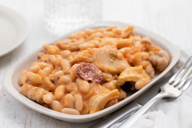 Типичная португальская еда добрада