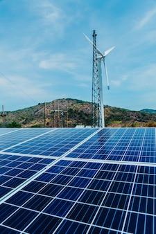 太陽電池は環境に優しい代替エネルギー源です