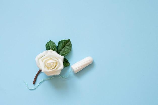女性の重要な日、婦人科月経周期のための柔らかい柔らかい保護