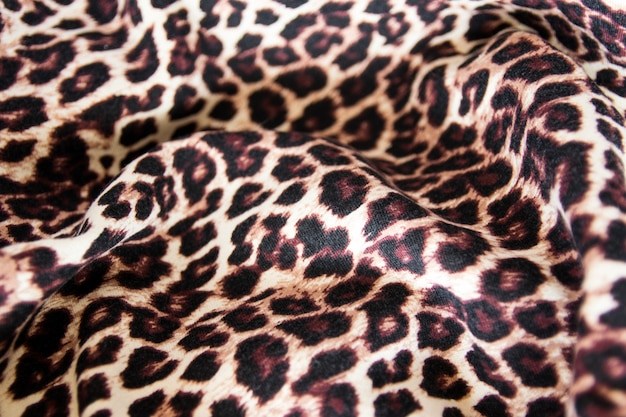 Текстура коричневой ткани или ткани.