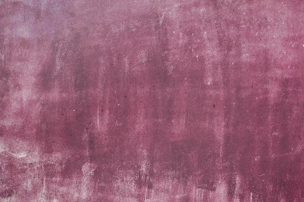 ダークバイオレットライラック色の古いセメントコンクリート