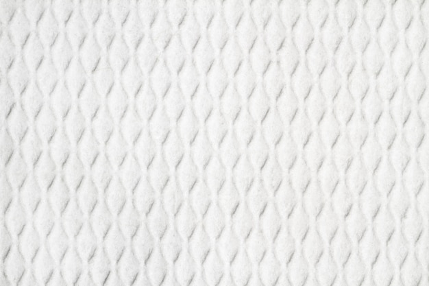 Текстура белой бумаги. пустая поверхность белой бумаги для фона