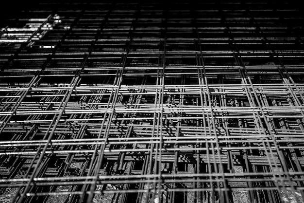 鉄筋コンクリート用金属グリル
