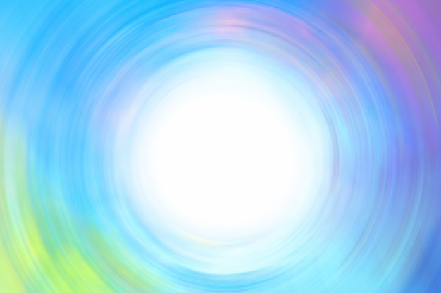 抽象的なカラフルな背景 - 虹、爆発