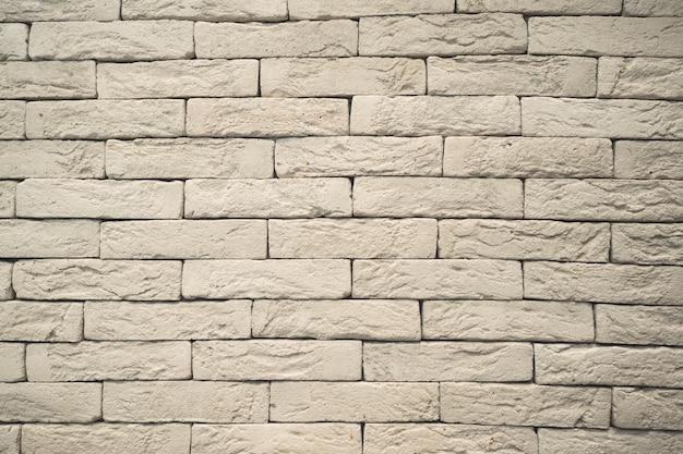Белая серая кирпичная стена текстура фон