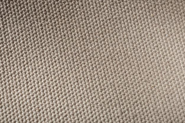 Текстура холста предпосылки близкая вверх