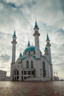 ロシア、タタールスタン共和国、カザンのモスク。
