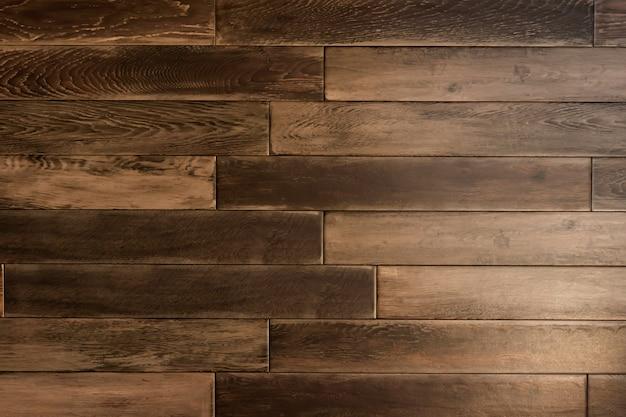 Текстура деревянного коричневого пола.