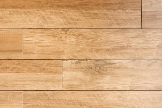 テクスチャは茶色の木製の床です。