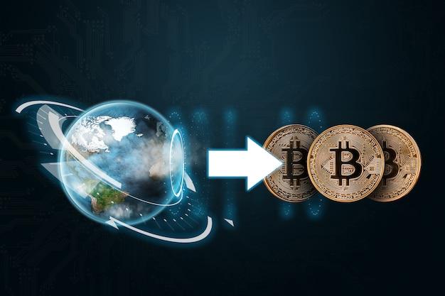 Биткойн, возможности криптовалюты ..