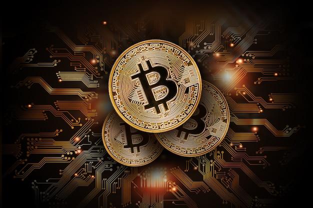 ビットコイン、暗号通貨の可能性..