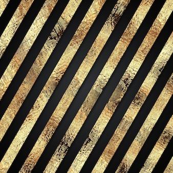 白地に金のパターン。