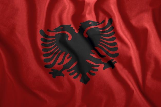 アルバニアの旗