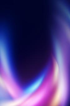 Неоновый абстрактный фон