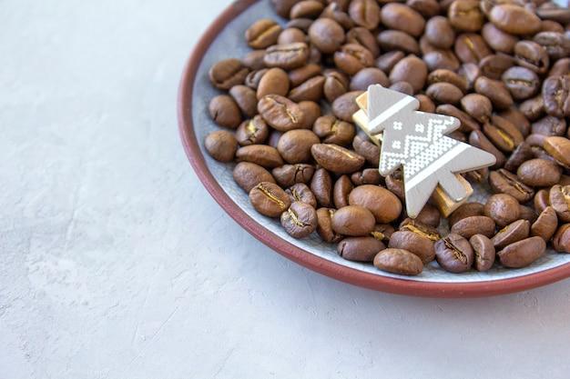 Кофе новогодний зимний