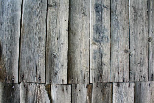 古い木の板の背景