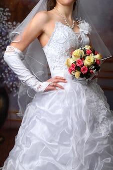 Дизайнерская невеста