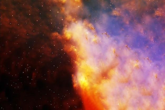 美しく明るい宇宙星雲。この画像の要素はnasaから提供されました。高品質の写真