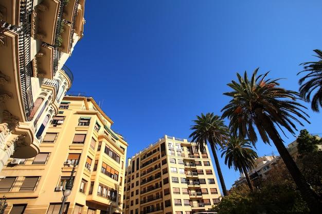 스페인 발렌시아의 아름다운 도시