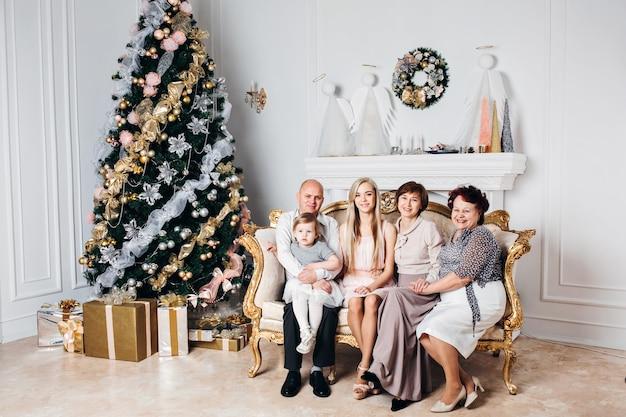 美しい家族