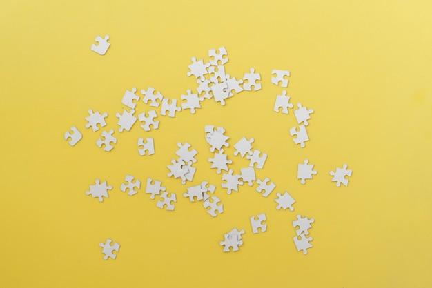 Куча новых пустых головоломок, решение, развитие умного ума. грязная простая плоская планировка