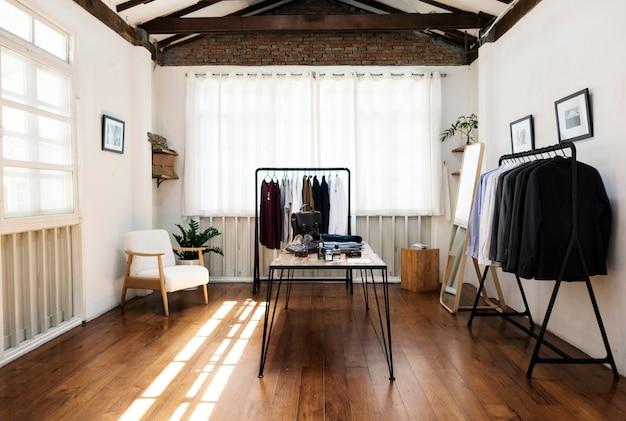 Магазин повседневной одежды
