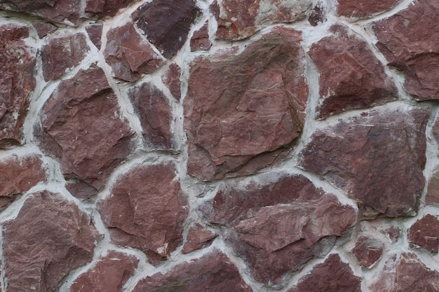 粗い石のテクスチャをクローズアップ