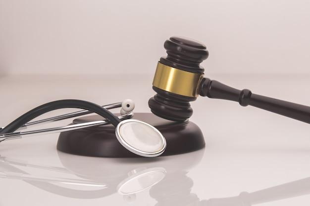 법률 시스템에서 의료 소송과 관련된 개념