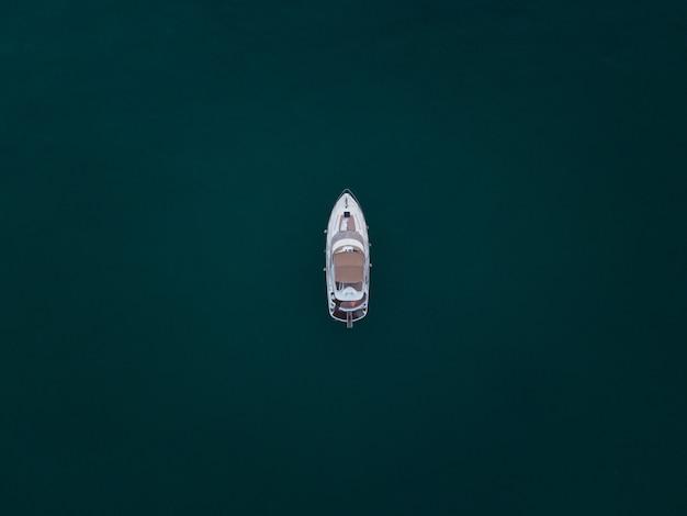 가르다 호수의 멋진 전망