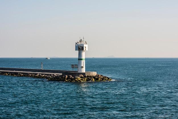 トルコイスタンブールの灯台