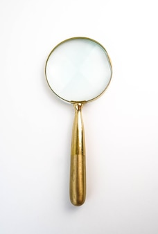 小さなものを観察するための虫眼鏡