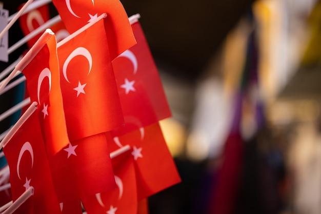 トルコの国民の祝日と旗