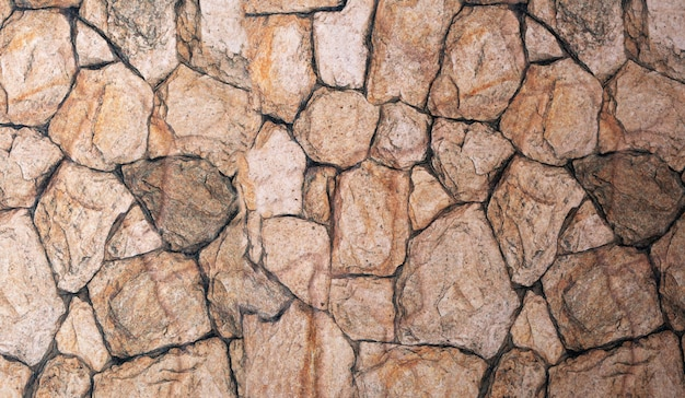 Естественный каменный фон с панорамной формой.