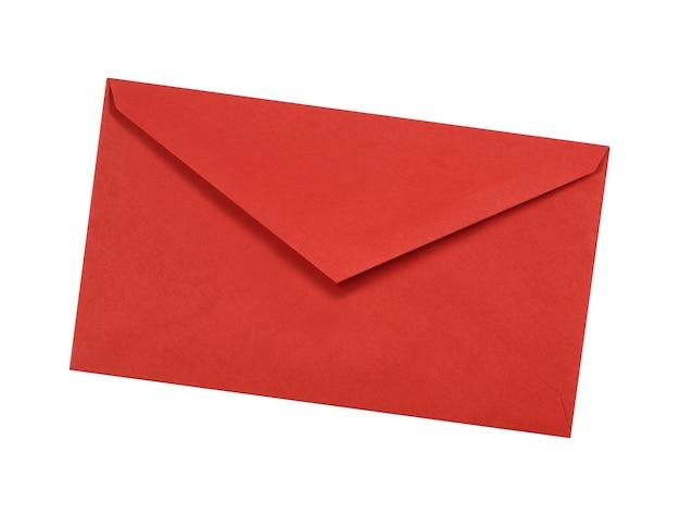 Обычный красный конверт