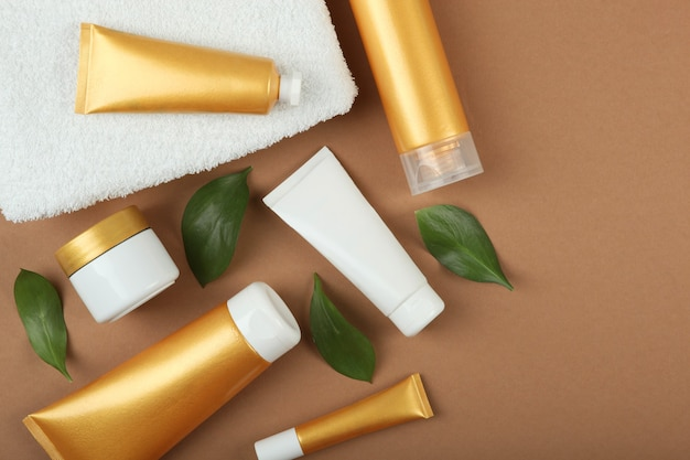 몸을 돌보는 피부 또는 모발 관리용 미용 제품 세트