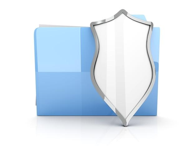 シールドされ暗号化されたフォルダー