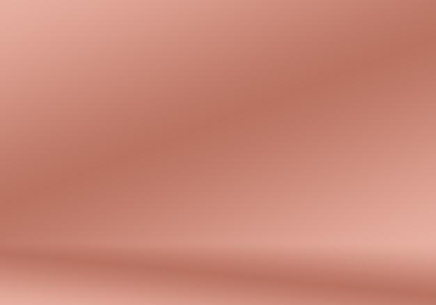 파스텔 색상의 부드러운 빈티지 그라디언트 흐림 배경은 스튜디오 룸 제품 프레젠테이션으로 잘 사용됩니다.