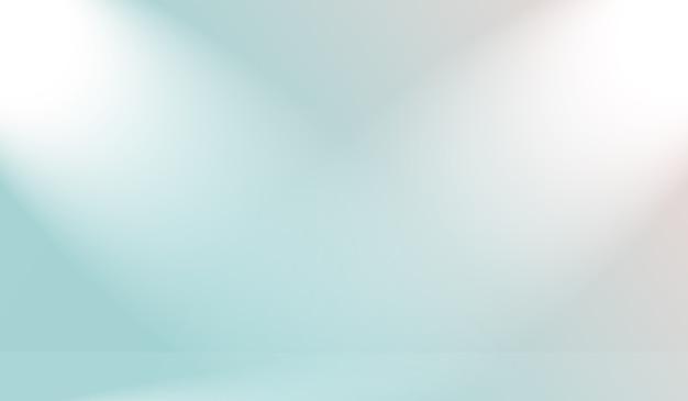 Мягкий винтажный градиентный размытый фон с пастельными тонами можно использовать в качестве студийной комнаты, презентации продукта и баннера.