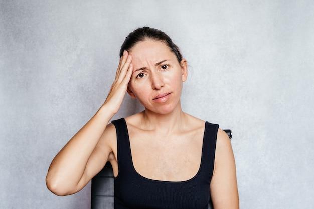두통이 있는 여성, 두통을 이기는 운동